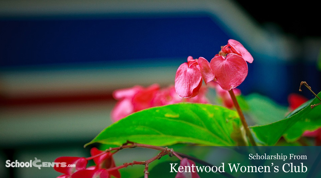 Kentwood Women's Club Now Accepting 2016 Scholarship Applications