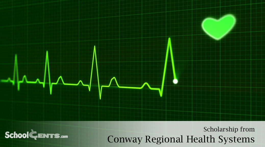 college scholarship from Conway Regional Health Systems