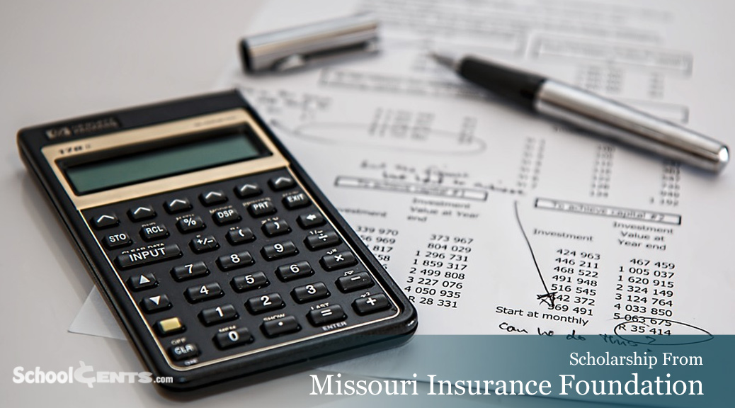 college scholarship from missouri insurance foundation
