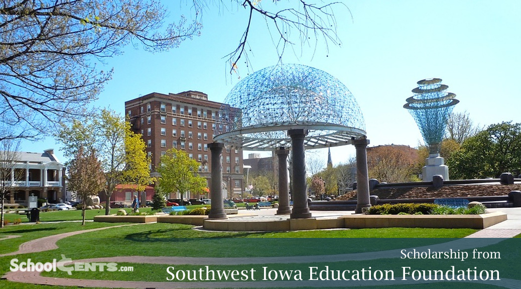 college scholarship from the southwest iowa education foundation